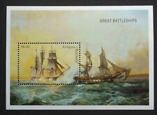 Antigua & Barbuda Mini Stamp Sheet 'Ships' - M.N.H.