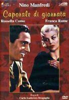 Caporale di Giornata (1958) DVD Nuovo Sigillato NINO MANFREDI