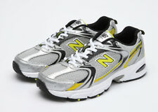New Balance 530 Men's Running Shoes Sneakers Casual Silver/Yellow MR530SC