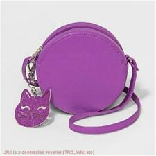 Girls' Canteen Crossbody Bag - Cat & Jack Purple