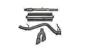 "Corsa 14874 3"" Sport Exhaust System 14-18 Chevy Silverado/GMC Sierra 1500 5.3L"