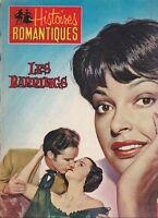 Histoires Romantiques N° 3/1963 - Les Barrings, Dieter Borsche Sonia Sutter
