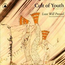 CULT OF YOUTH - Love Will Prevail - LIKE NEW CD (Sacred Bones)