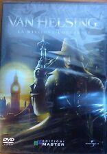 FILM ANIMAZIONE DVD - VAN HELSING/LA MISSIONE LONDINESE -  NUOVO SIGILLATO