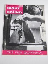 Sight and Sound Magazine:Richard Harris This Sporting Life- Winter 1962/63