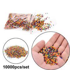 10000PCS Water Plant Jelly Crystal Beads Gel Balls Soil Mud Pearls Magic Growing