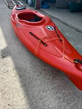 New listing Red Robson Balboa Day Touring Crossover Kayak Canoe