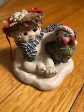 Dreamsicles Figurine, Christmas Theme & Turkey