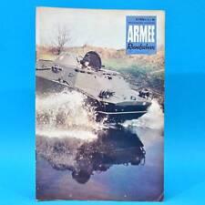 Armeerundschau 8-1970 NVA Volksarmee Soldaten DDR Leipzig Tatra 813 Befreiung S