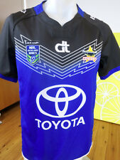 NORTH QUEENSLAND COWBOYS AUKLAND NINES JEREY MENS SIZE LARGE   New with tags