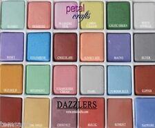 Petal Crafts Palette (Wafer) Dazzlers Luster Dust 24-color set cake gum paste