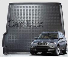 Protector Bandeja Alfombra maletero BMW X5 E70 desde 2007- a medida tapis coffre