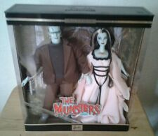 The Munsters Barbie & Ken Doll 2001 Gift Set Collector Edition Mattel 50544
