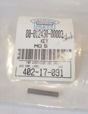 Hobart Part 00-012430-00003 Meat Slicer Key Qty 1 New Old Stock Oem