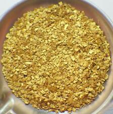 GOLD NUGGET 10+ GRAMS Alaska Natural Placer Alaska #20-#30 Mesh Porcupine Creek