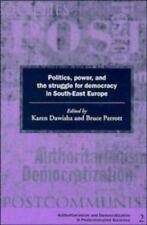 Democratization and Authoritarianism in Post-Communist Societies: Politics,...