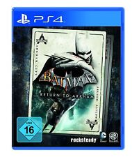 Batman: return to Arkham (ps4-juego, USK 16)