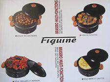 grill, crépière, pierrade, brasero figuine neuf en destockage (valeur 78 euros)