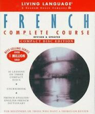 FRENCH - Living Language: Complete Course, BRAND NEW IN SEALED BOX - FREE SHIP