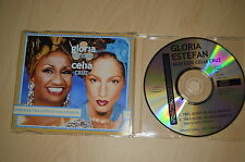 Gloria Estefan, Celia Cruz ‎– Tres Gotas De Agua. CD-Single promo (CP1711)