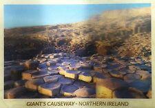 Giants Causeway 3d Irish Postcard