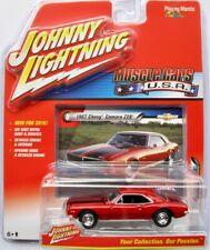 1967 Chevrolet Camaro Z28  rot  /  Johnny Lightning 1:64