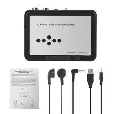 ezcap231 Cassette Tape to MP3 Converter USB Disk Standalone Recorder &Earphone