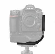 Quick Release L-Bracket Plate Hand Grip Holder For Nikon D850 Camera