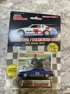 Racing Champions 1989 Sterling Marlin #94 Sunoco 1:64 Scale Stock Car