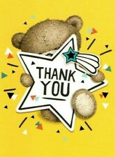Thank You Card By Simon Elvin ~ Free P&P