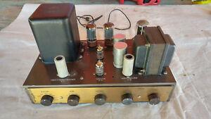 Vintage 1950's Eico HF-20 Mono 6L6 Tube Amplifier #2