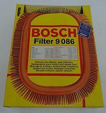 Bosch Luftfilter 9086 Oldtimer  von VW Derby/Golf/Jetta/Polo/Scirocco