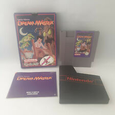 Nintendo NES - Little Nemo The Dream Master Pal B - Complete in Box CIB