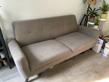 Grey Scandi Style 2 And 3 Seater Sofa & Chair Set