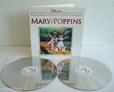 Mary Poppins | Walt Disney | Laserdisc English | LD: Mint | Cover: Mint