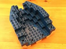 LEGO 6053c02 @@ Boat Hull Small Stern 14 x 12 x 5 1/3, Top Color Blue  6280 6291