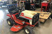 """Simplicity 4211 Tractor-Style Riding Mower, 36"""" Deck, 11-Hp B&S, Used, in 60525"""
