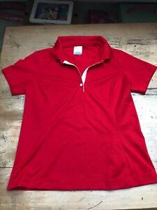 Poloshirt von NIke Golf, Gr. L, in rot