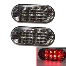 Gules Side Marker LED For VW Jetta Golf 99-04 Smoke Lens LR Turn Blinker Lamp