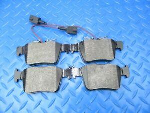 Alfa Romeo Stelvio rear brake pads #9023