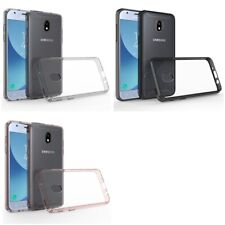 Samsung Galaxy J3 2018 J337 Silicone Hybrid Shock Resistant Case Cover Stand