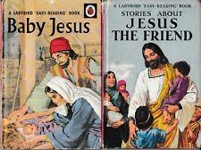 Ladybird Books: Series 606A, Jesus the Friend; Baby Jesus