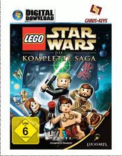 LEGO Star Wars The Complete Saga Steam Pc Key Download Code Global Blitzversand