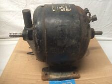 Antique Steampunk Westinghouse Electric 1/6 H.P. Motor  Nonworking