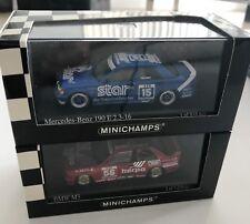 Minichamps DTM Collection - 1:43 Die-Cast Models *NIB* BMW Mercedes DTM 1988