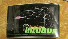 Incubus Sticker Collectible Rare Vintage 2000 Metal Live Window Decal