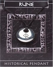 Viking Rune Stone Pendant  -  SUCCESS