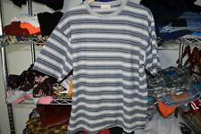 New listing Bale Dyed Originals vtg Single Stitch Striped Surfing Skateboard t shirt Usa Lg