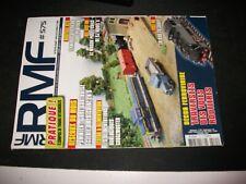 **fe Revue RMF n°575 traversée des voies par les automobiles /