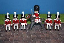 Francese Soldati Rosso Vinaccia Uniforme Personalizzato Napoleone Playmobil